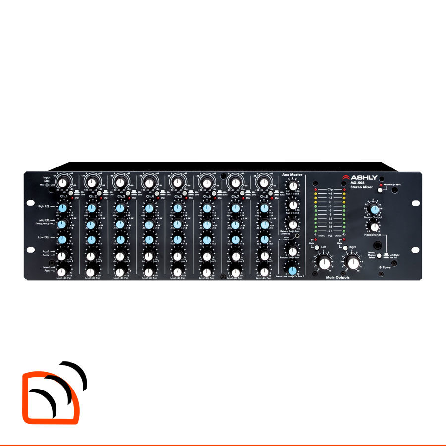 mx 508 stereo mixer sound directions online catalogue. Black Bedroom Furniture Sets. Home Design Ideas
